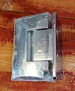 "Picture of ציר קיר זכוכית  למקלחון 8 מ""מ"